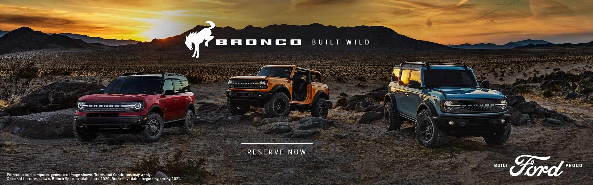 The All New 2021 Ford Bronco Valor Ford